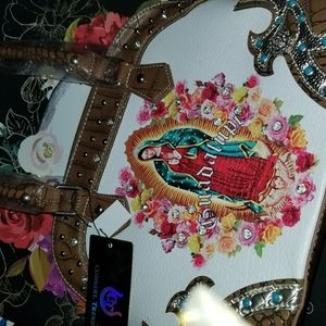 VSA VIRGIN OF GUADALUPE PURSE